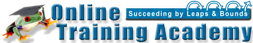The Online Training Academy. Succeeding by leaps & Bounds.